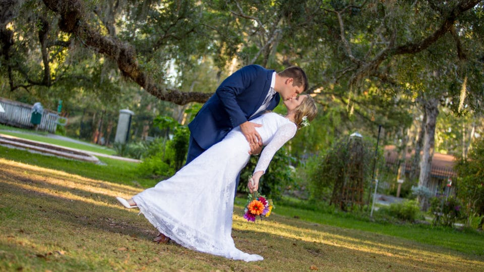 Sugar Mill Gardens Port Orange Wedding Photography