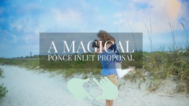 Ponce Inlet beach photography
