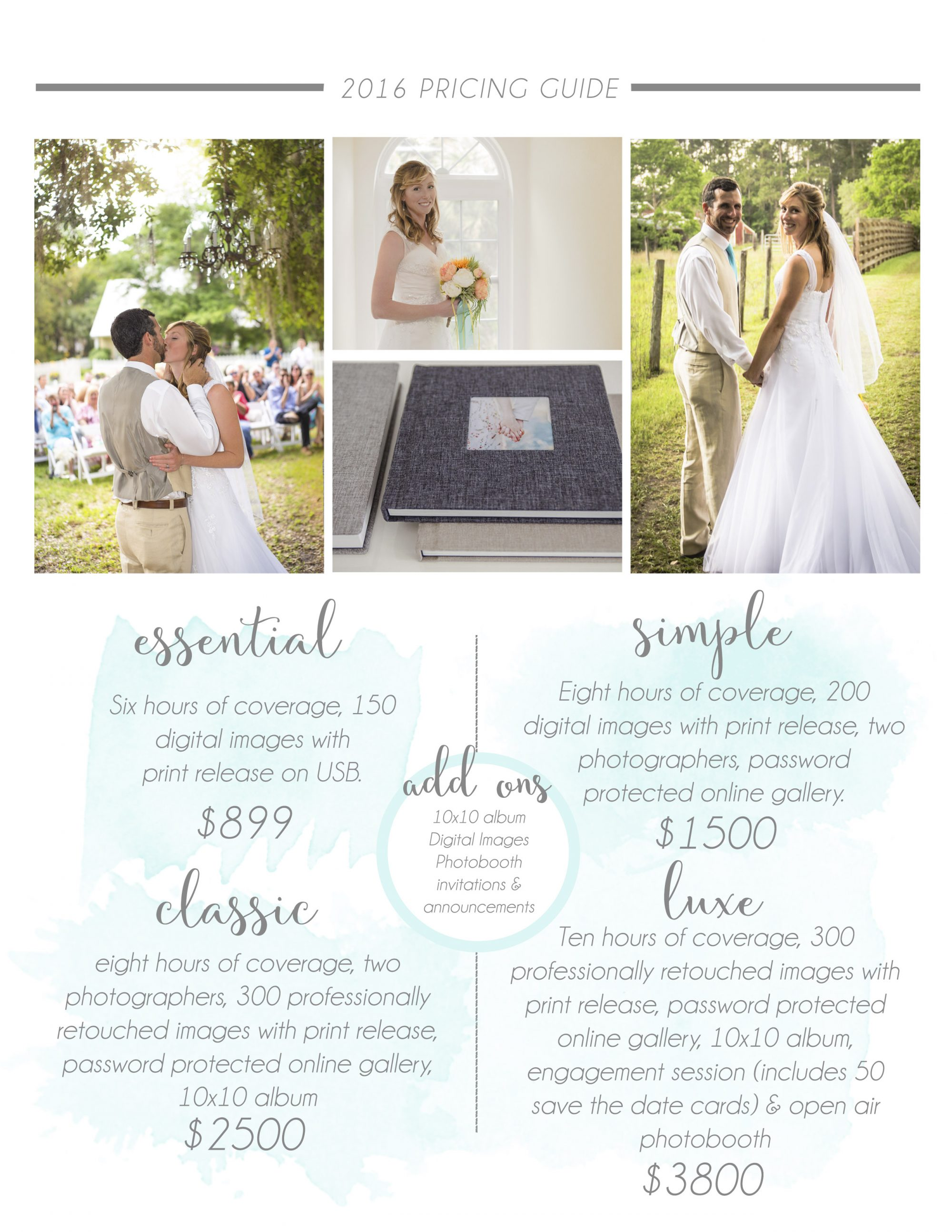 Wedding Photography 2016 Pricing Daytona Beach Photographer Wedding Photographer Daytona Beach Professional Photographer Daytona Beach Hinson Photography