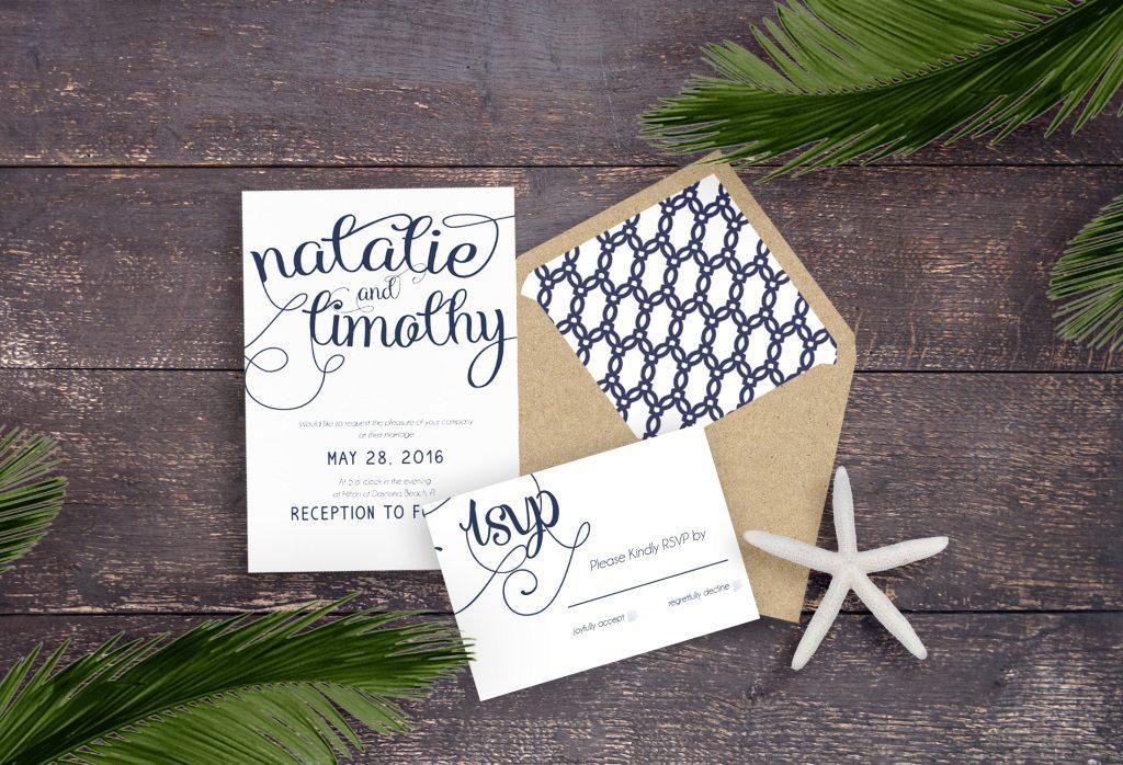 new smyrna beach weddings wedding invitations daytona beach weddings
