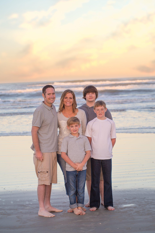 daytona beach photographer family portrait session at north beach in new smyrna beach, FL new smyrna beach photography