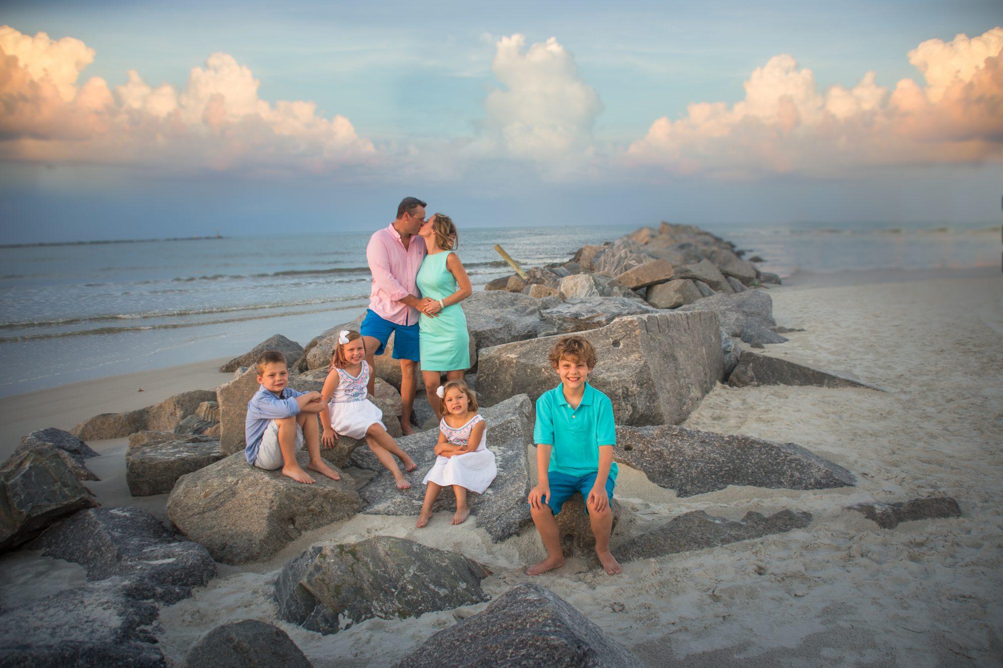daytona beach photography session at smyrna dunes park by daytona beach photographer beach vacation photography package