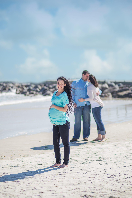 daytona beach photography session family session on th beach in daytona beach florida beach photographer family photography session