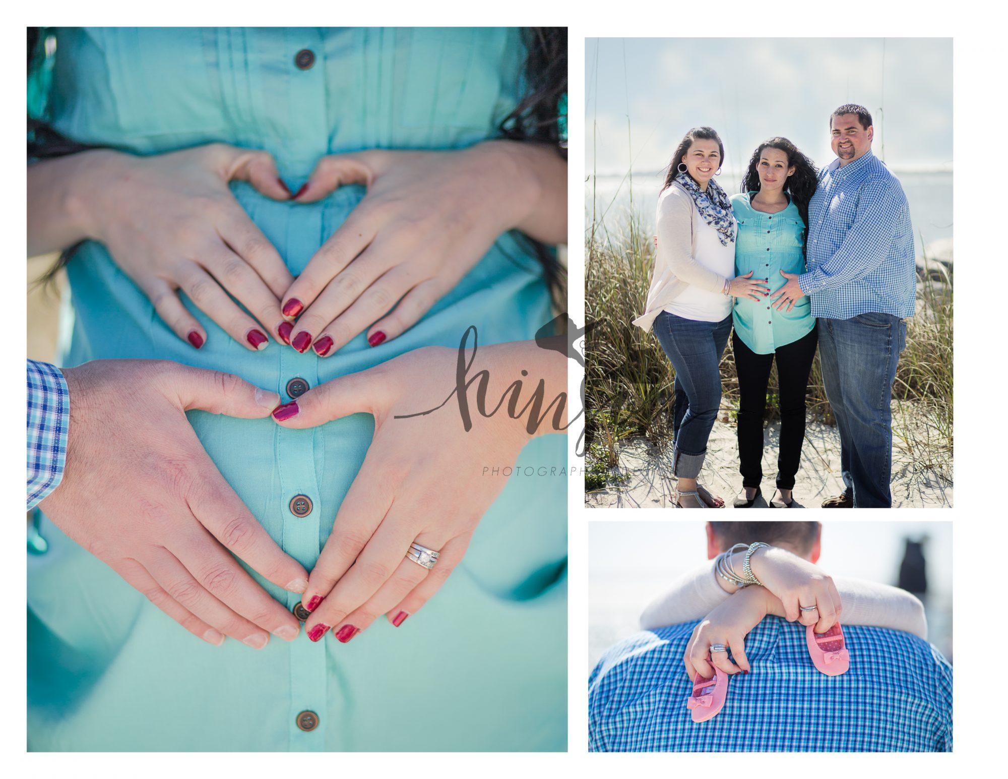 daytona beach photography family portrait session at lighthouse point park in daytona beach, FL adoption photography