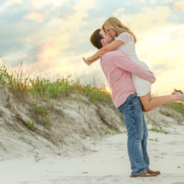 engagement portraiture daytona beach
