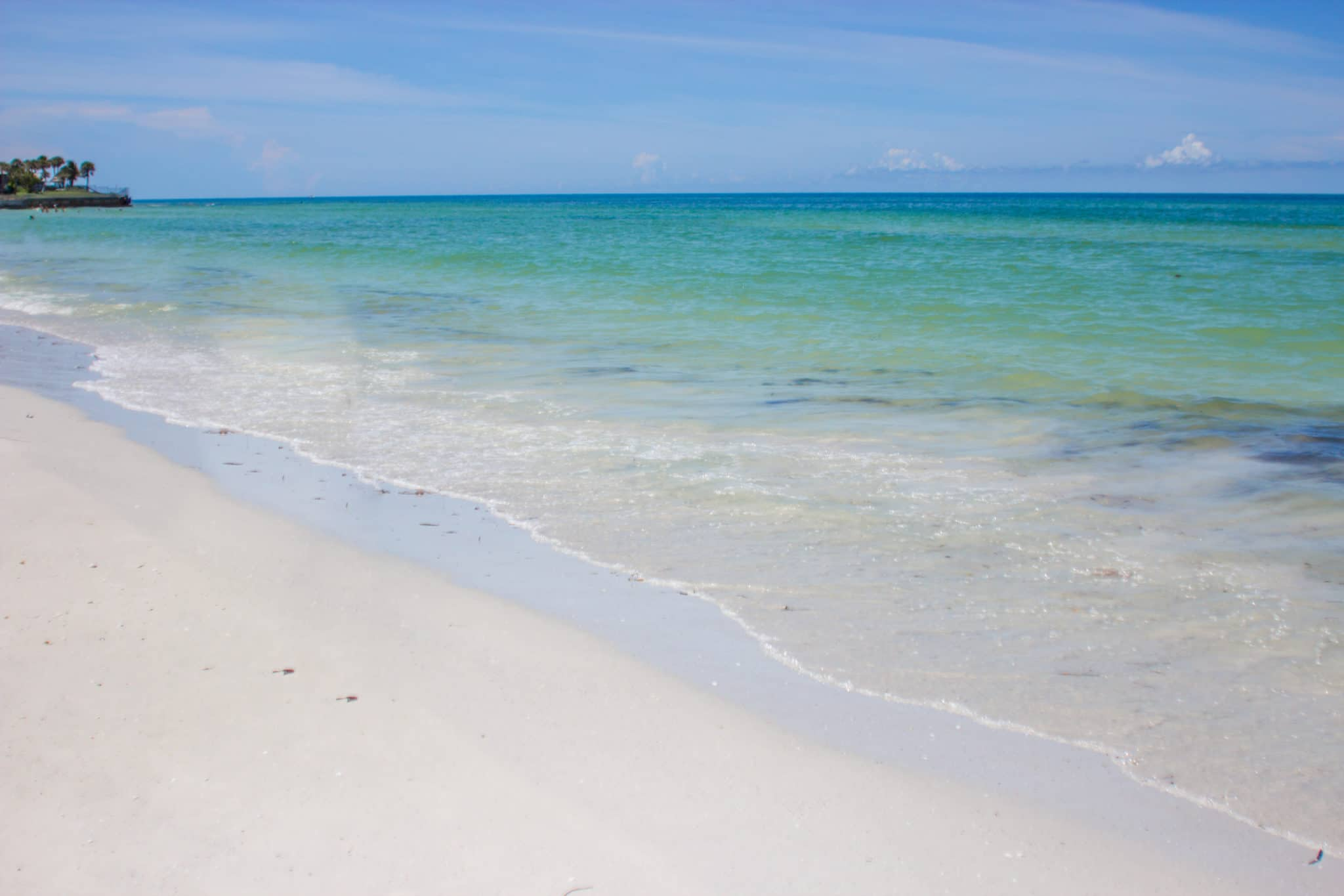 Photography of siesta key beach in Sarasota Florida during the day