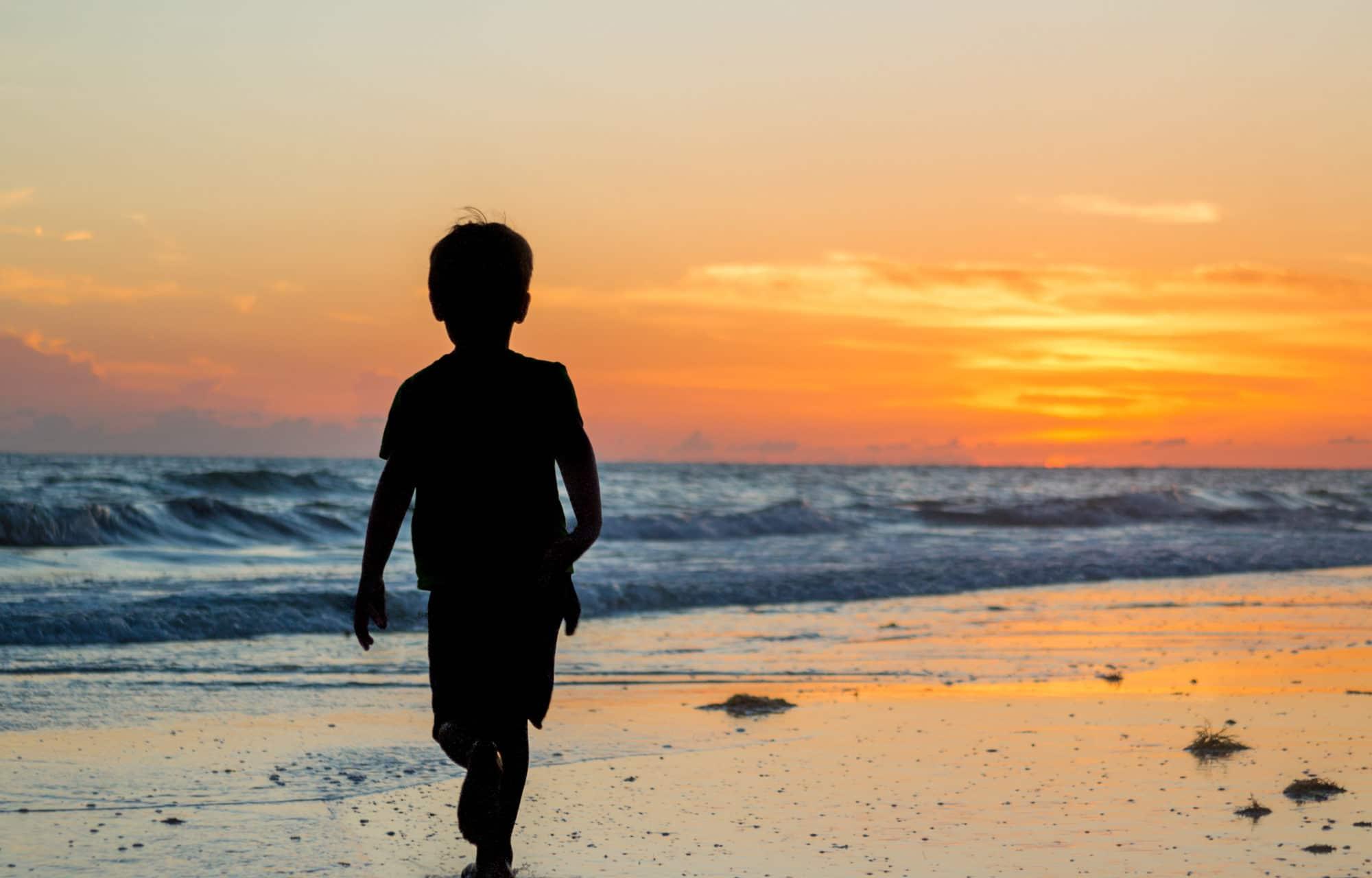siesta key sunset photography