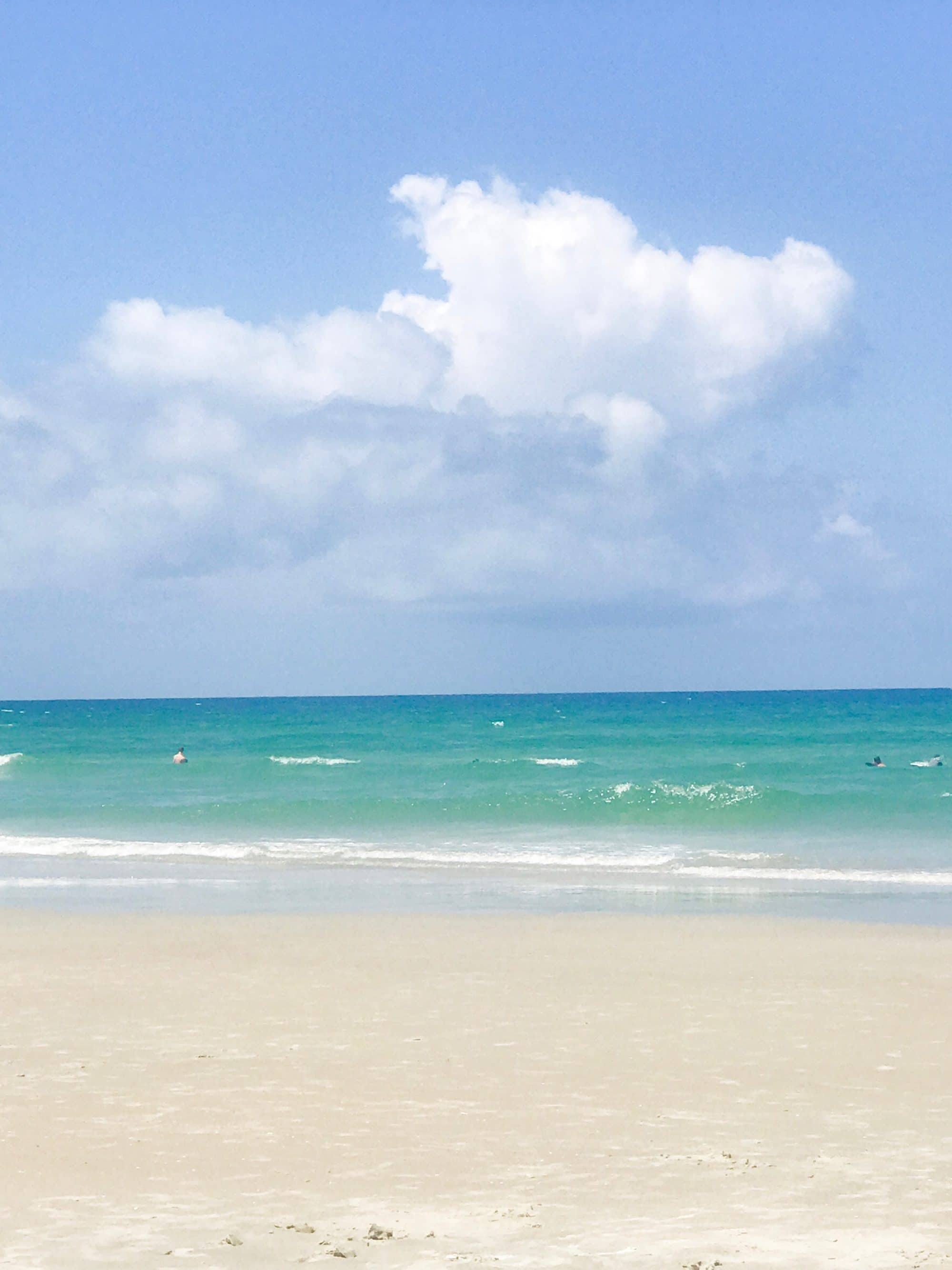 A drive in Daytona beach, photography in Daytona beach