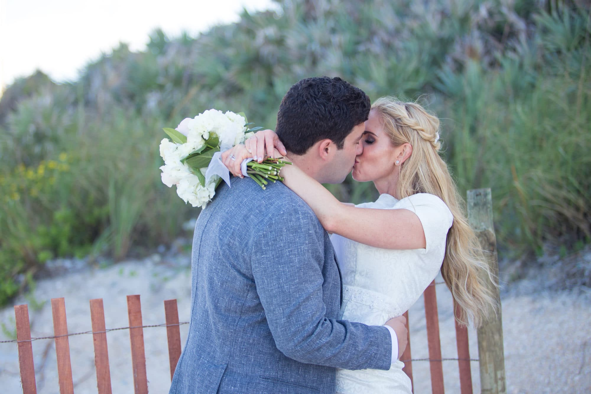 Wedding photography in new Smyrna beach fl