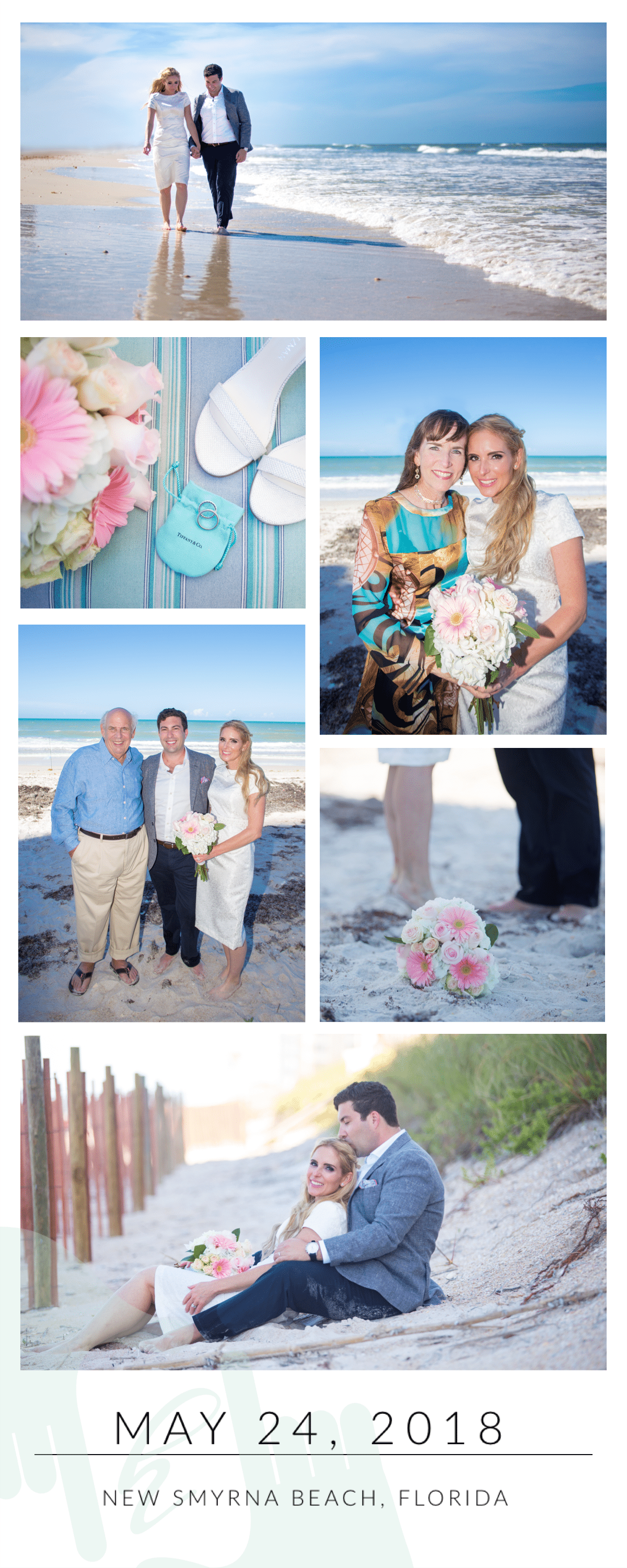 Wedding photography in new Smyrna Beach