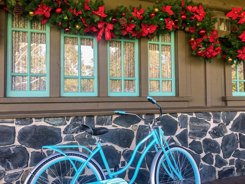 Photography of Disney's Fort Wilderness resort area