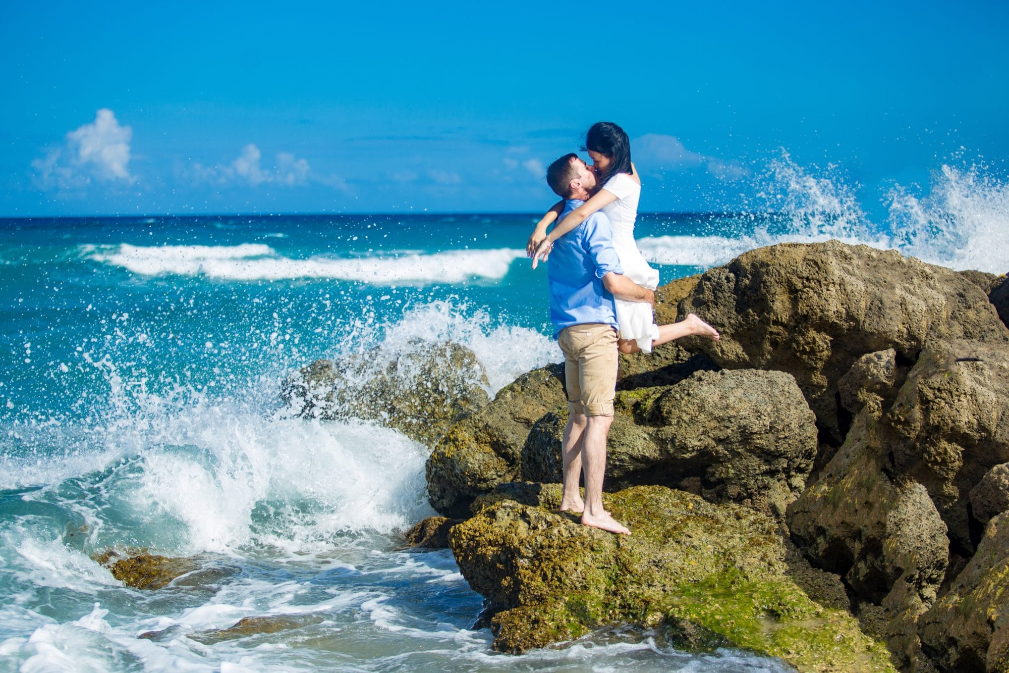 west palm beach engagement photography