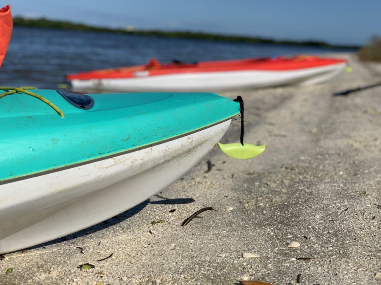 kayaking new smyrna beach