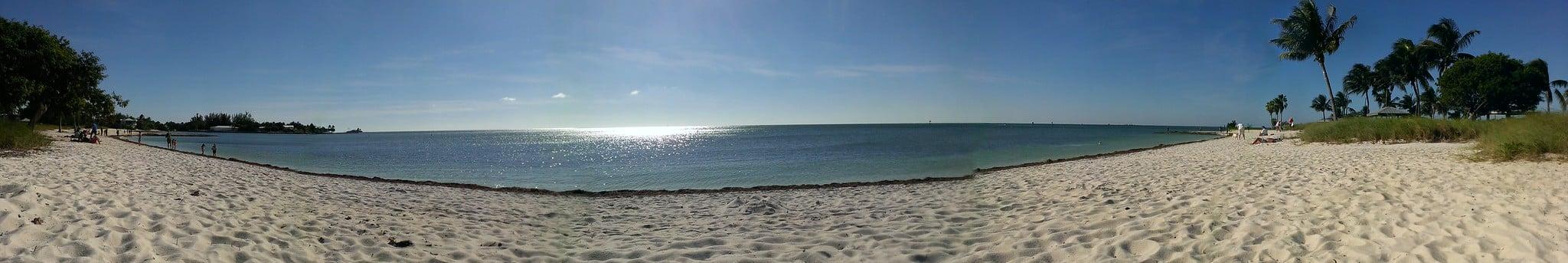 sombrero beach by florida keys family photographer