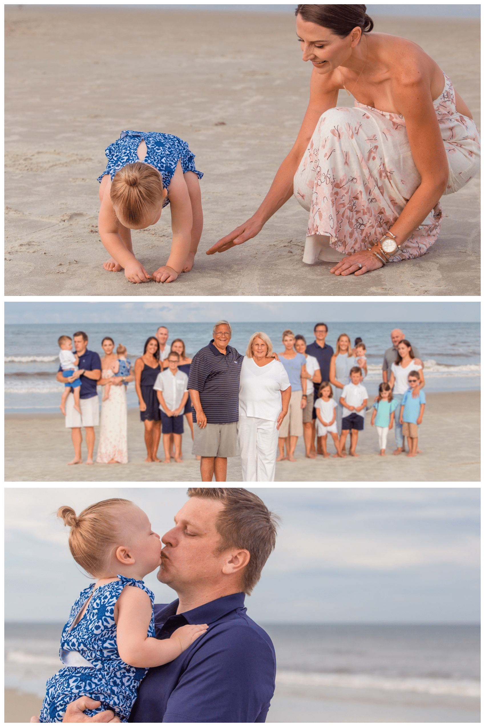 jacksonville family photographers collage