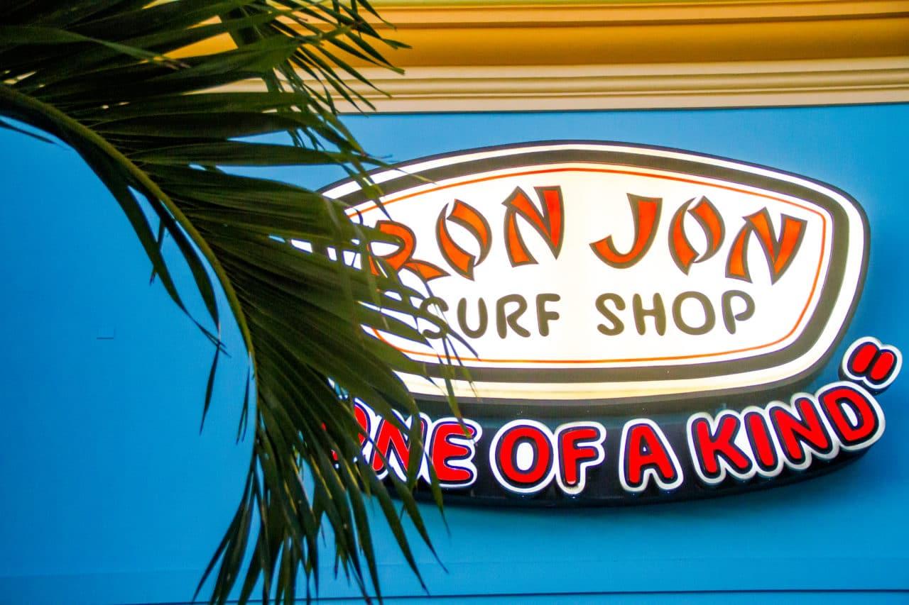 ron jon surf shop in cocoa beach fl