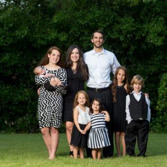 family portrait by orlando photographer