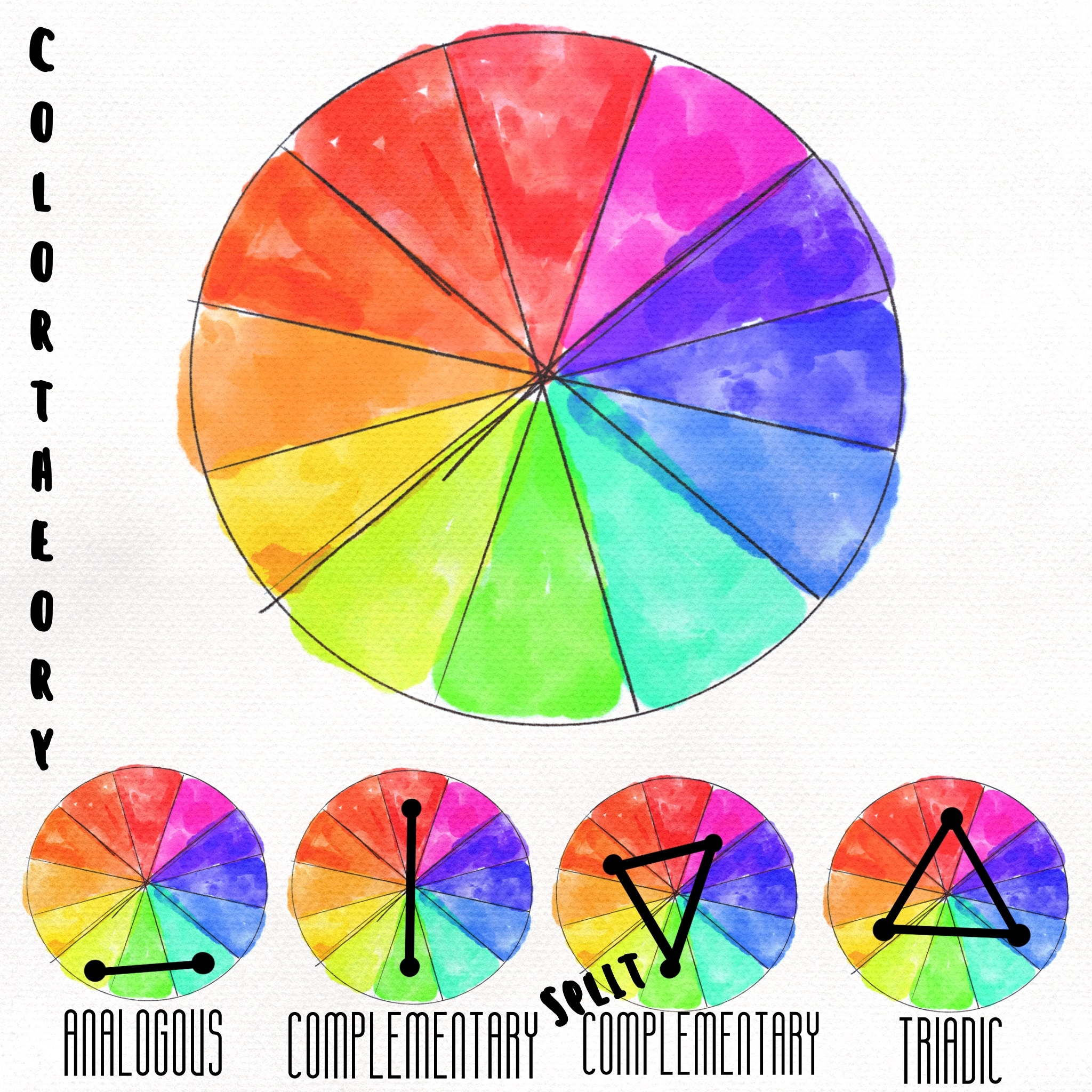 Color theory for what to wear for family photos